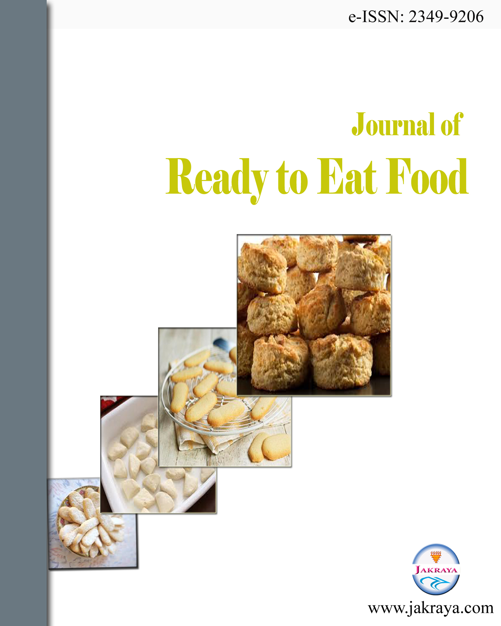 Journal of Ready to Eat Food